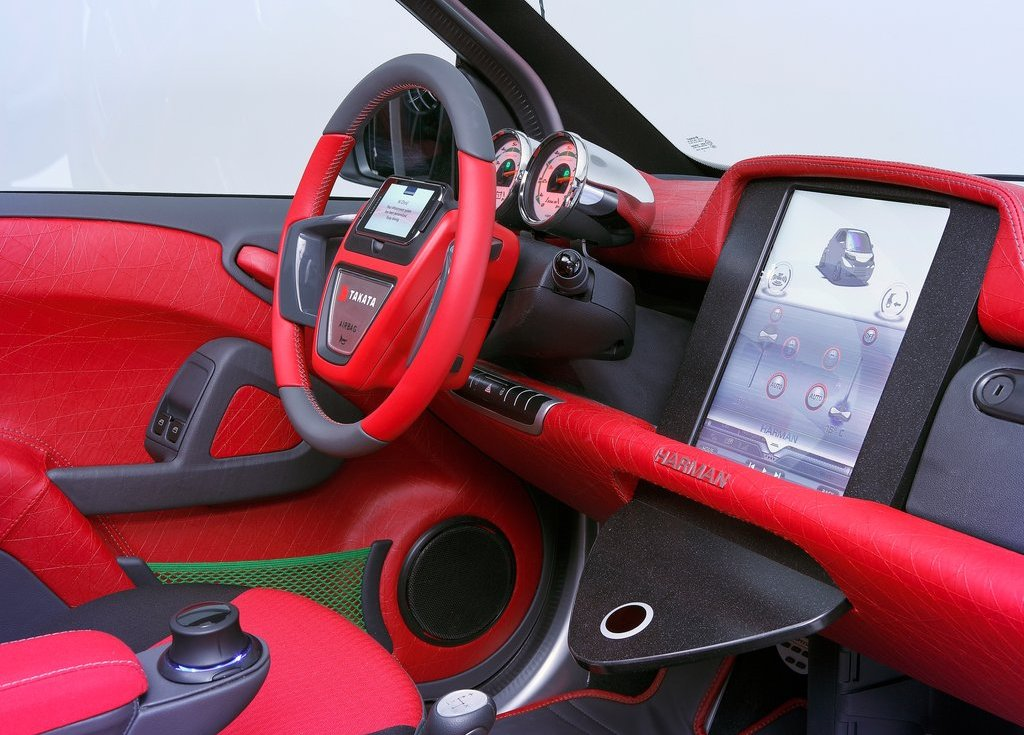 2012 Rinspeed Dock Go Concept Interior (Photo 10 of 23)
