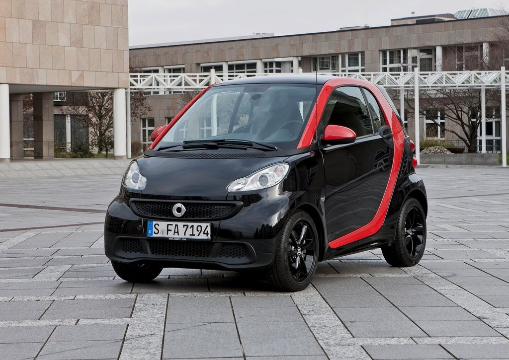 Featured Image of 2012 Smart Fortwo Sharpred Review And Price