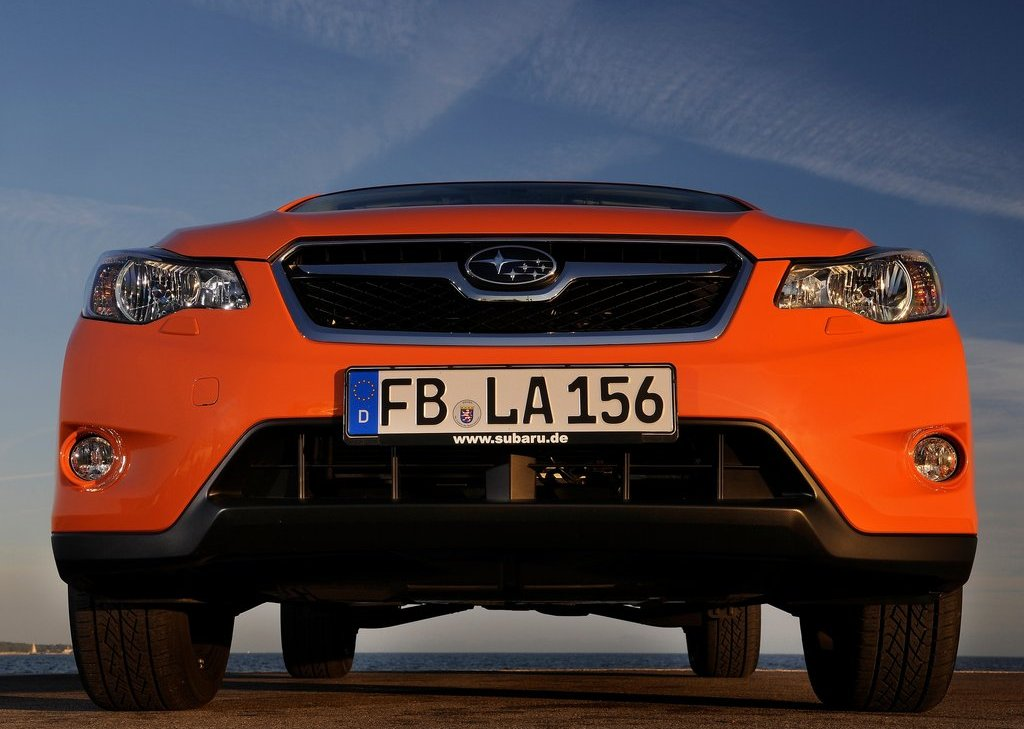 2012 Subaru XV Bumper (Photo 6 of 35)