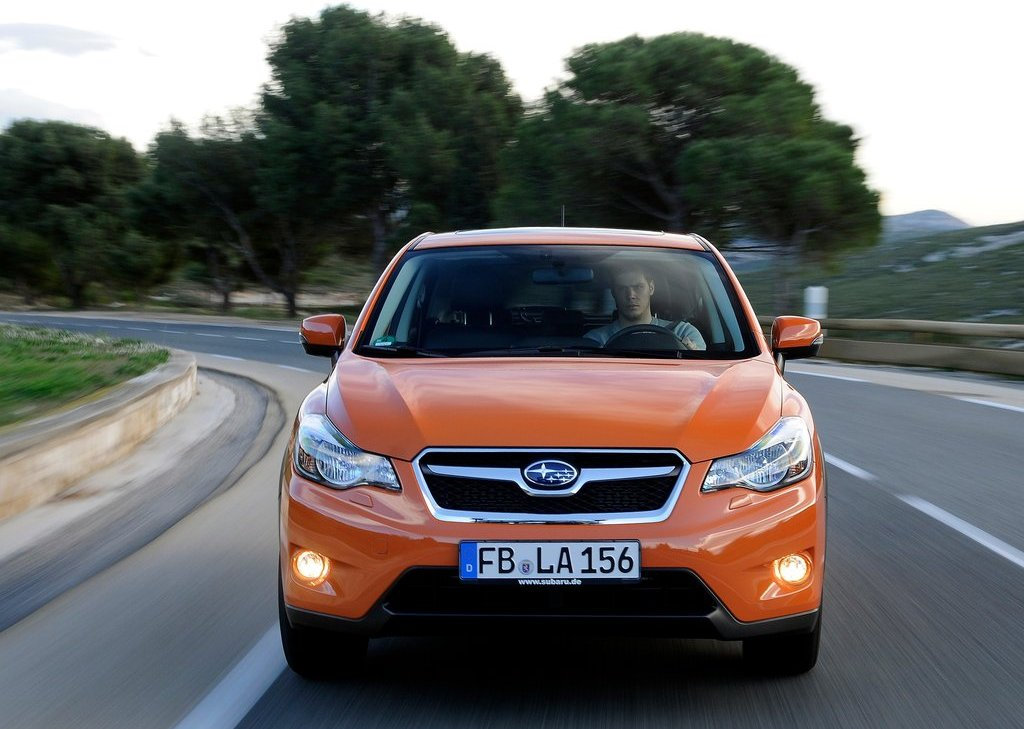 2012 Subaru XV Front (Photo 11 of 35)