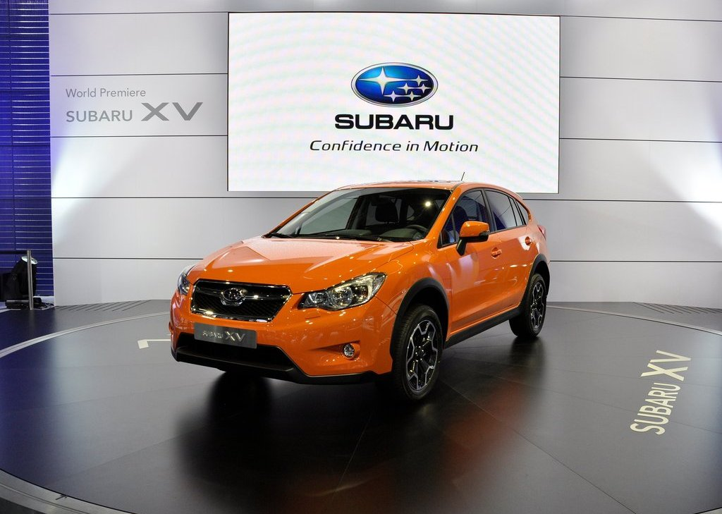 2012 Subaru XV Show (Photo 31 of 35)