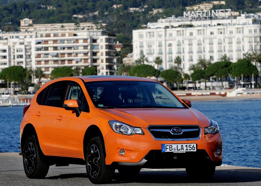 2012 Subaru XV Review Pictures Gallery (35 Images)
