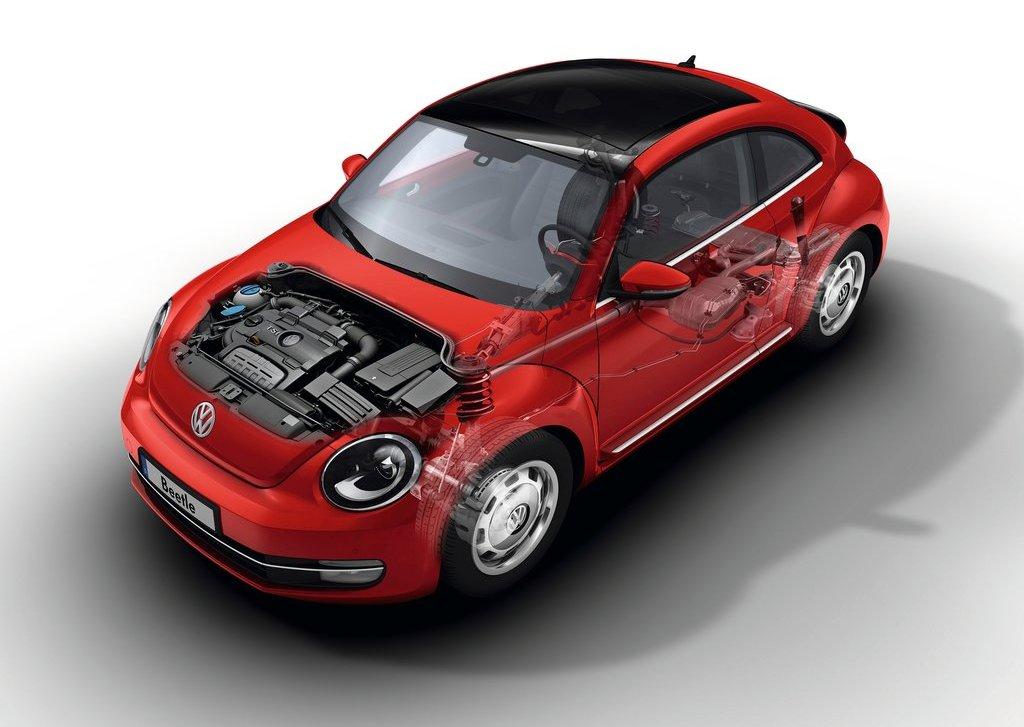 2012 Volkswagen Beetle Engine (View 6 of 27)