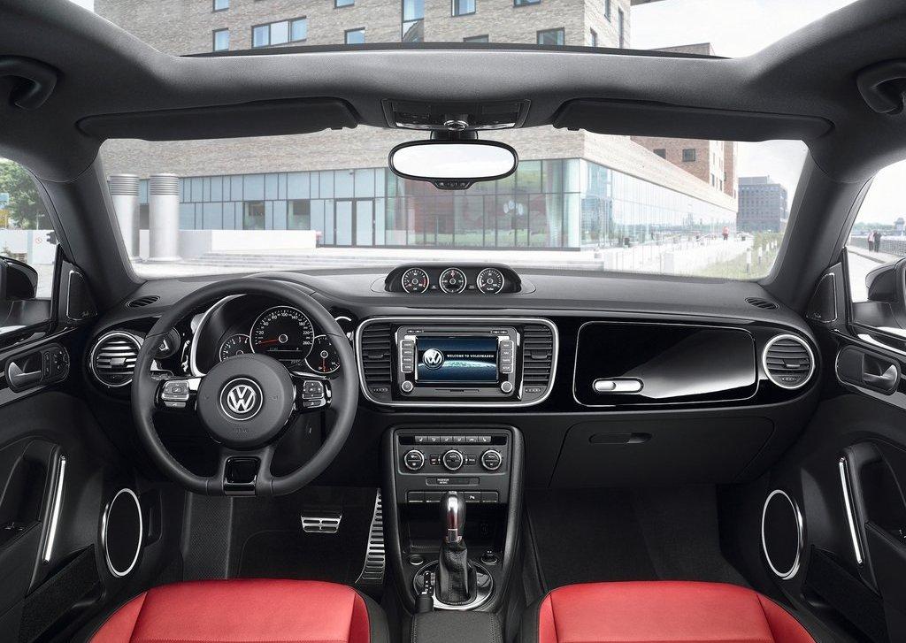 2012 Volkswagen Beetle Interior (View 9 of 27)