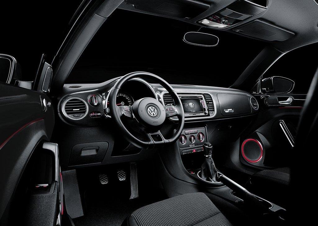 2012 Volkswagen Beetle Interior (View 10 of 27)