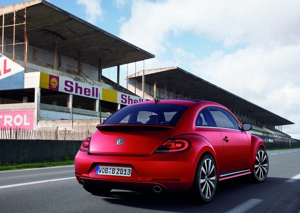 2012 Volkswagen Beetle Rear (View 12 of 27)