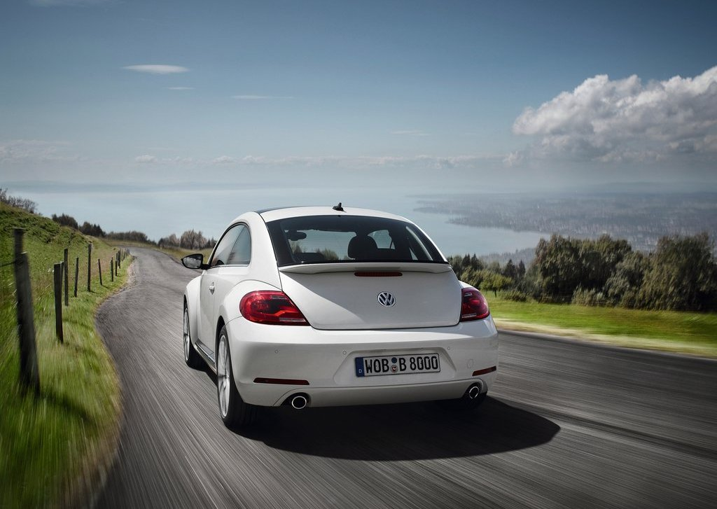 2012 Volkswagen Beetle Rear (View 15 of 27)