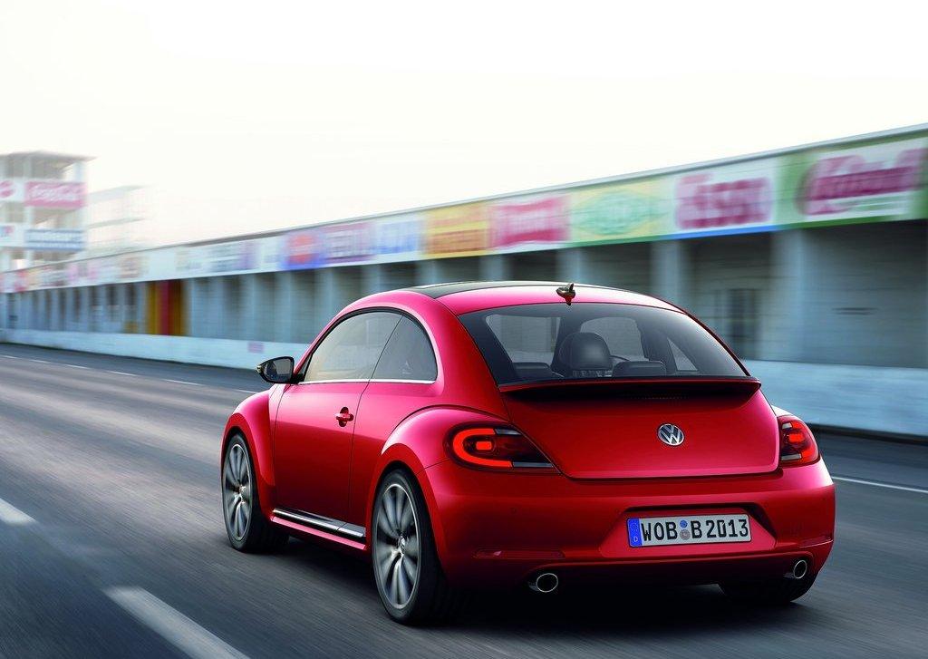 2012 Volkswagen Beetle Rear (View 16 of 27)