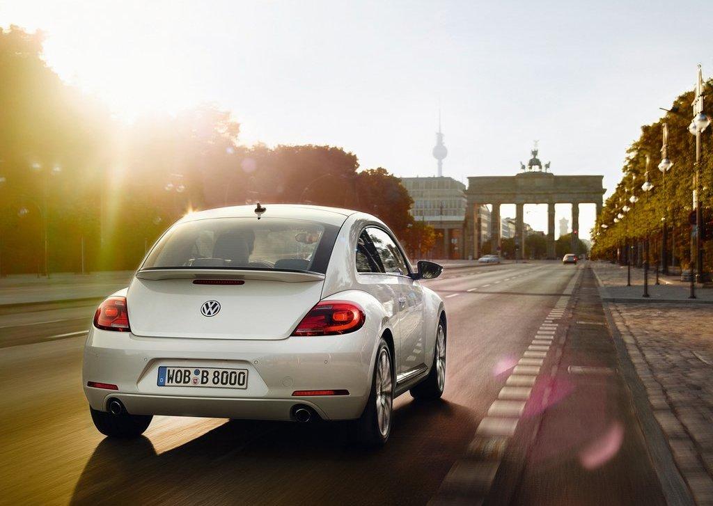 2012 Volkswagen Beetle Rear (View 18 of 27)