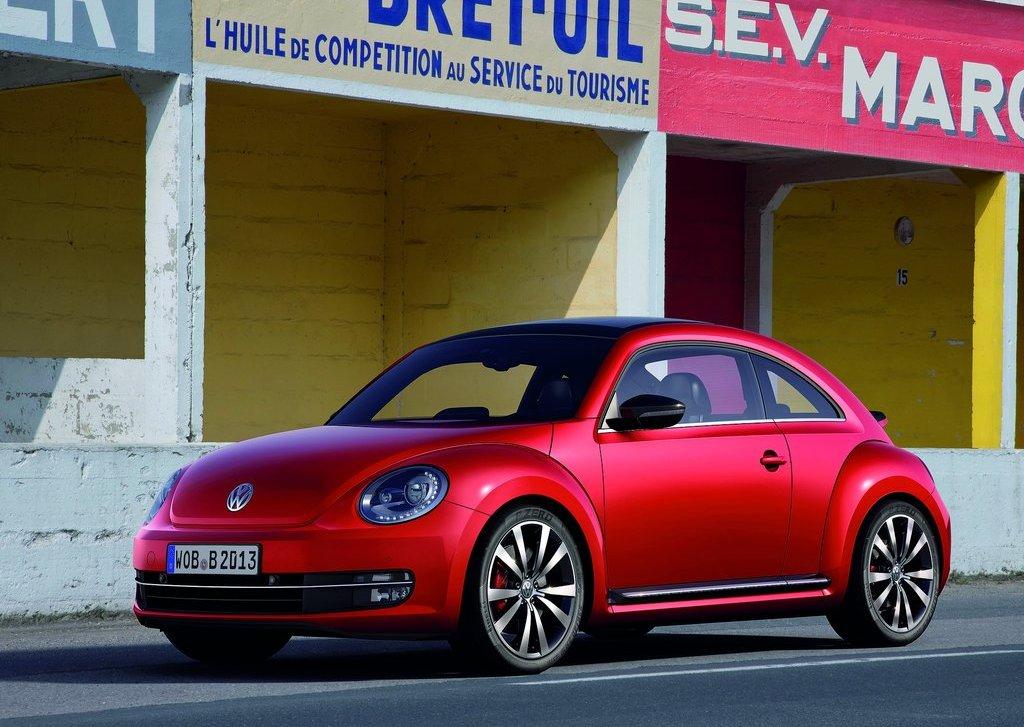 2012 Volkswagen Beetle Red (View 17 of 27)