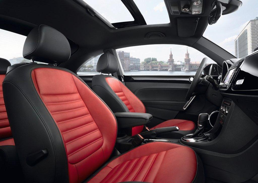 2012 Volkswagen Beetle Seat (View 19 of 27)
