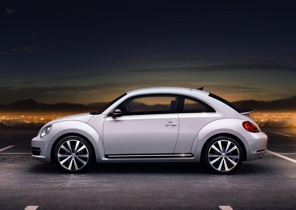 2012 Volkswagen Beetle Side (View 21 of 27)