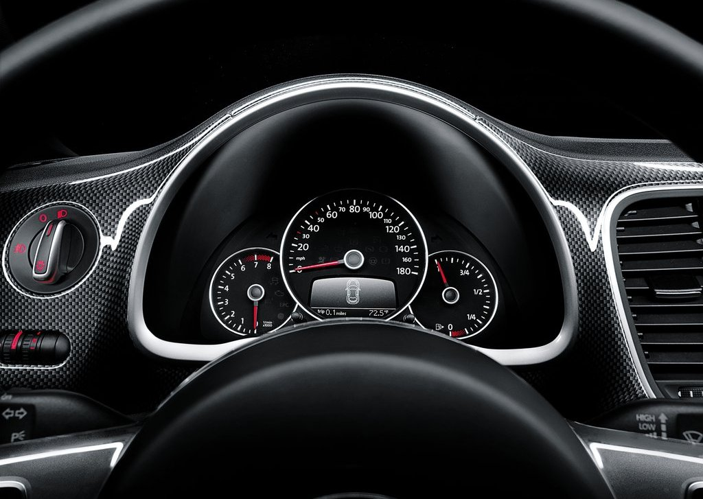 2012 Volkswagen Beetle Speedometer (View 24 of 27)