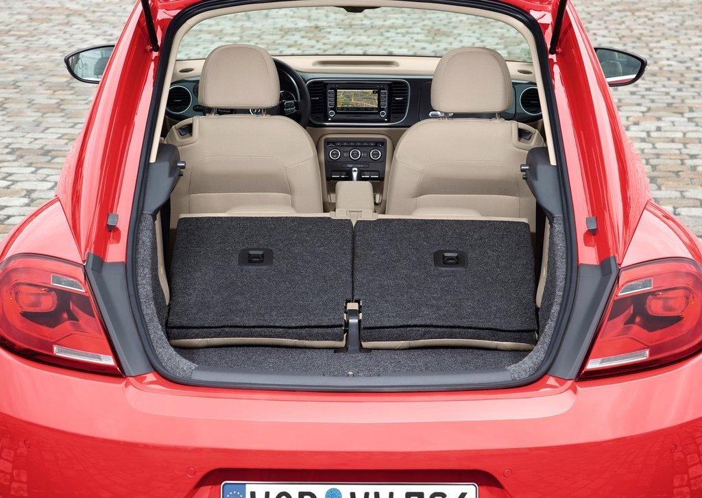 2012 Volkswagen Beetle Trunk (View 26 of 27)