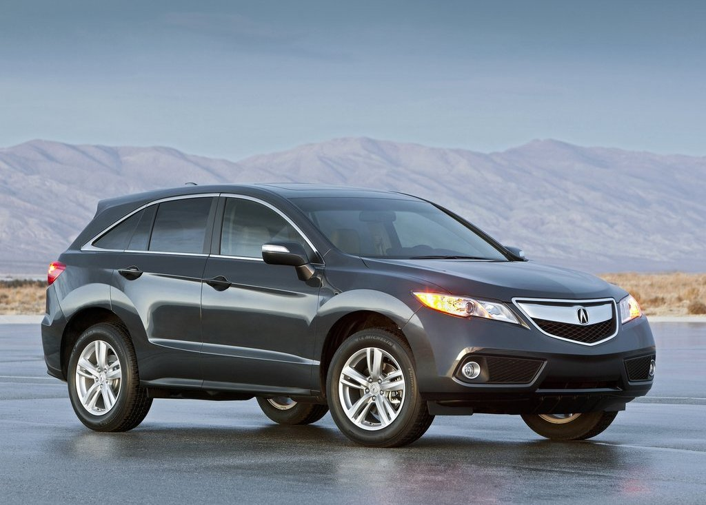 2013 Acura RDX (Photo 1 of 10)
