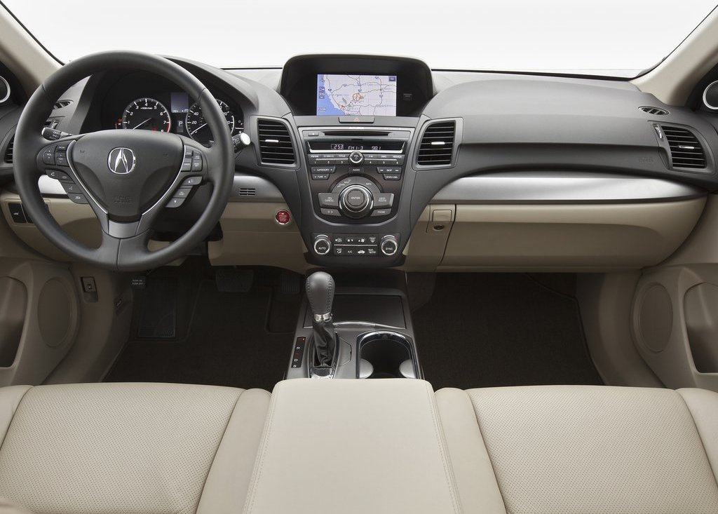 2013 Acura RDX Interior (Photo 5 of 10)