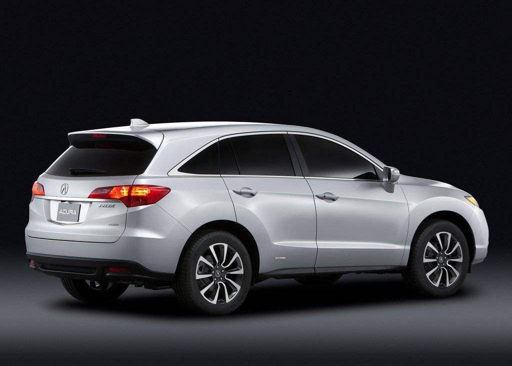 2013 Acura RDX Rear (Photo 7 of 10)