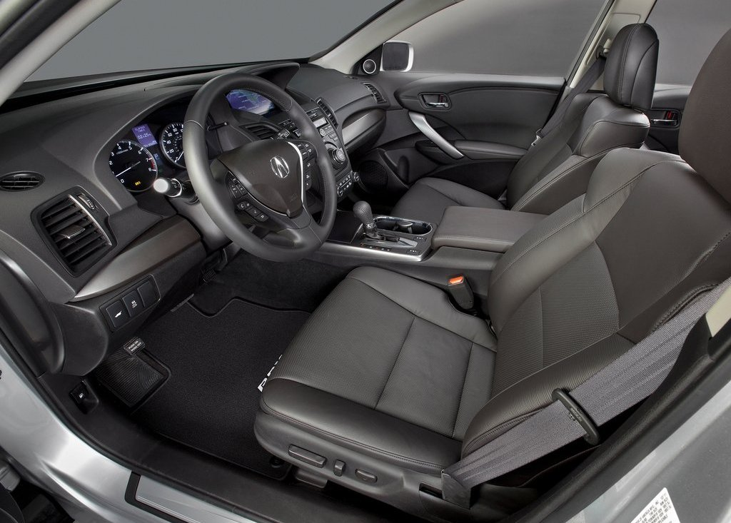 2013 Acura RDX Seat (Photo 8 of 10)