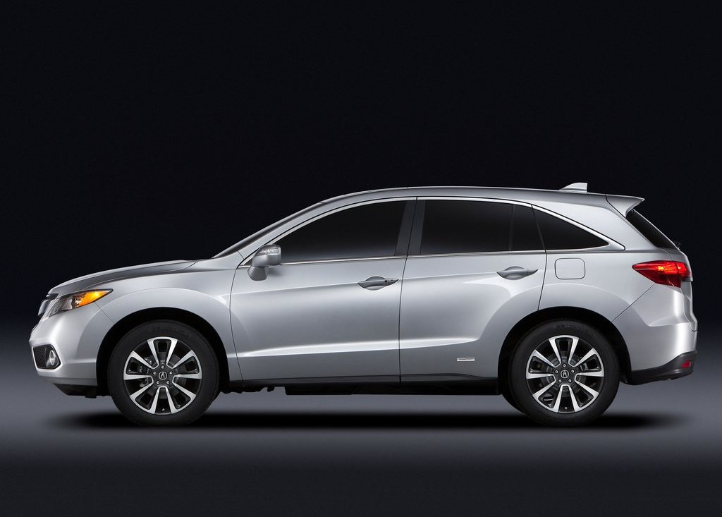 2013 Acura RDX Side (Photo 9 of 10)