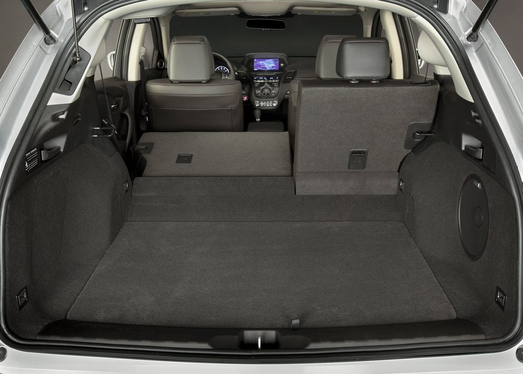 2013 Acura RDX Trunk (Photo 10 of 10)