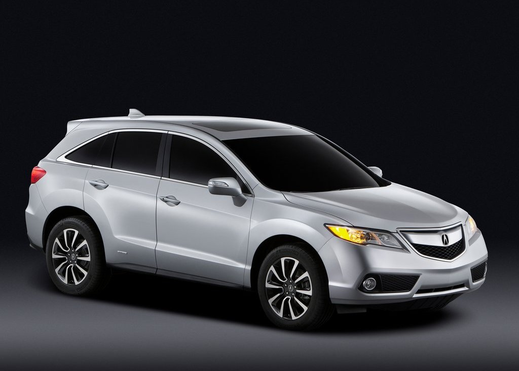 Featured Image of 2013 Acura RDX Review