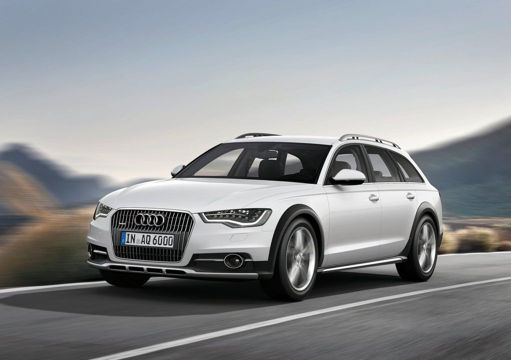 2013 Audi A6 Allroad Quattro Price (Photo 2 of 2)