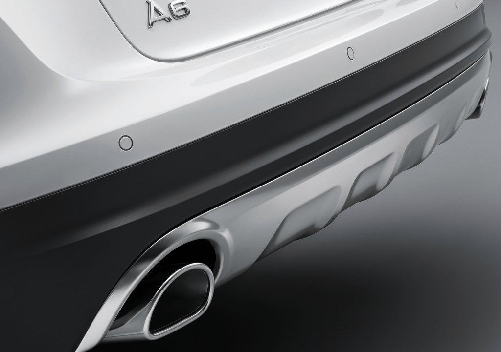 2013 Audi A6 Allroad Quattro Exhaust (Photo 9 of 25)