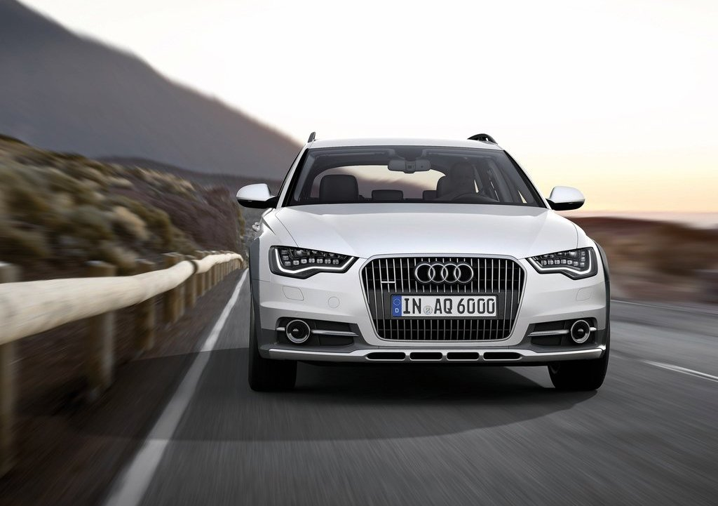 2013 Audi A6 Allroad Quattro Front (Photo 10 of 25)