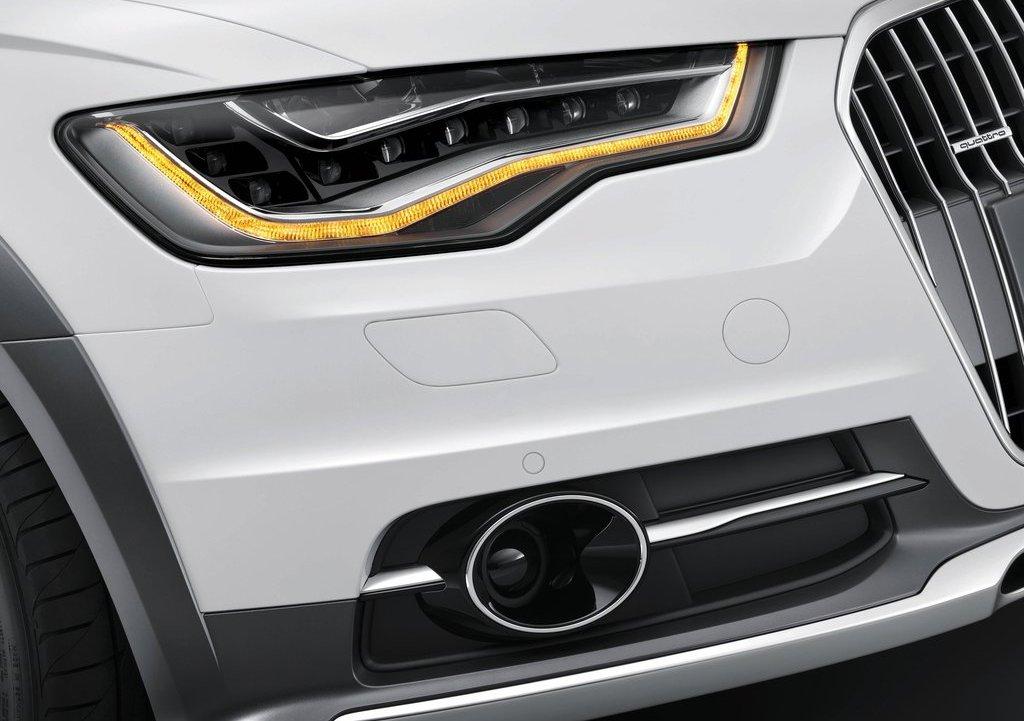 2013 Audi A6 Allroad Quattro Head Lamp (View 10 of 25)