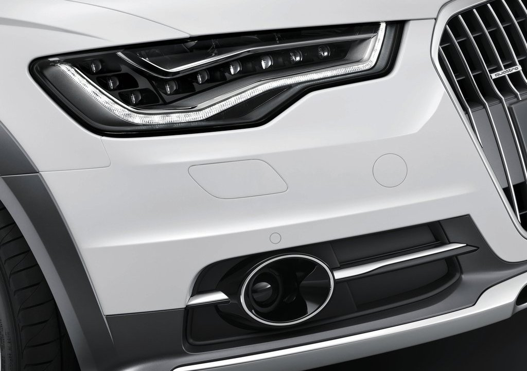 2013 Audi A6 Allroad Quattro Head Lamp  (Photo 13 of 25)