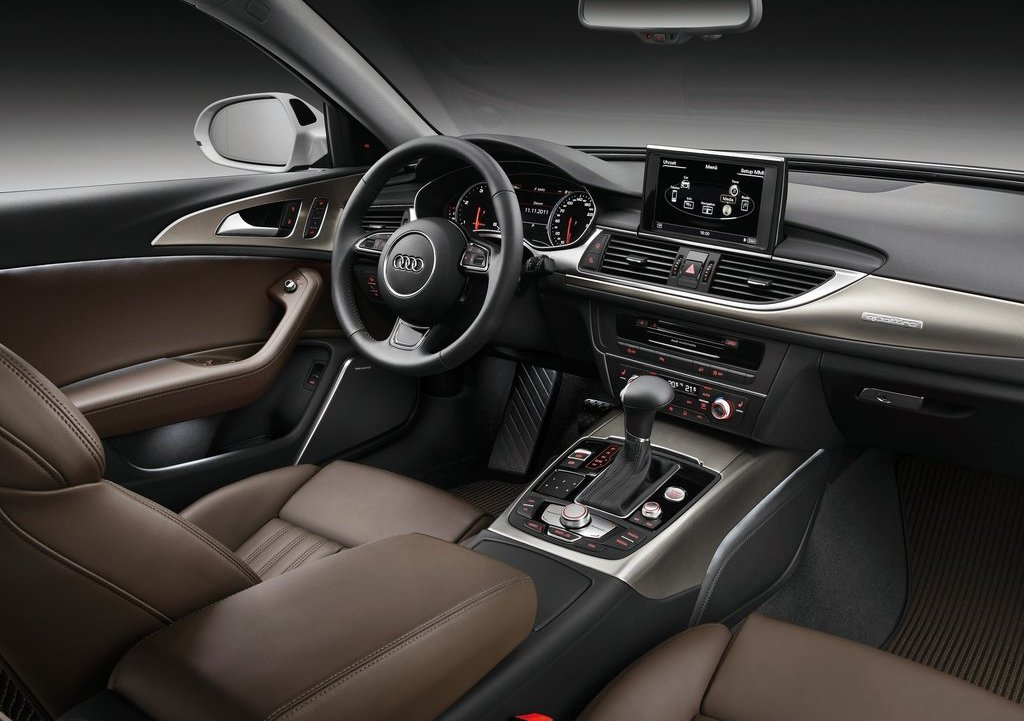2013 Audi A6 Allroad Quattro Interior  (Photo 15 of 25)