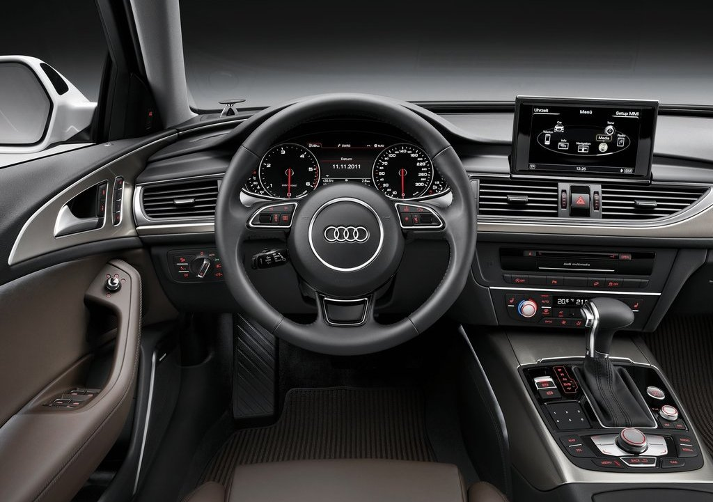 2013 Audi A6 Allroad Quattro Interior (Photo 14 of 25)