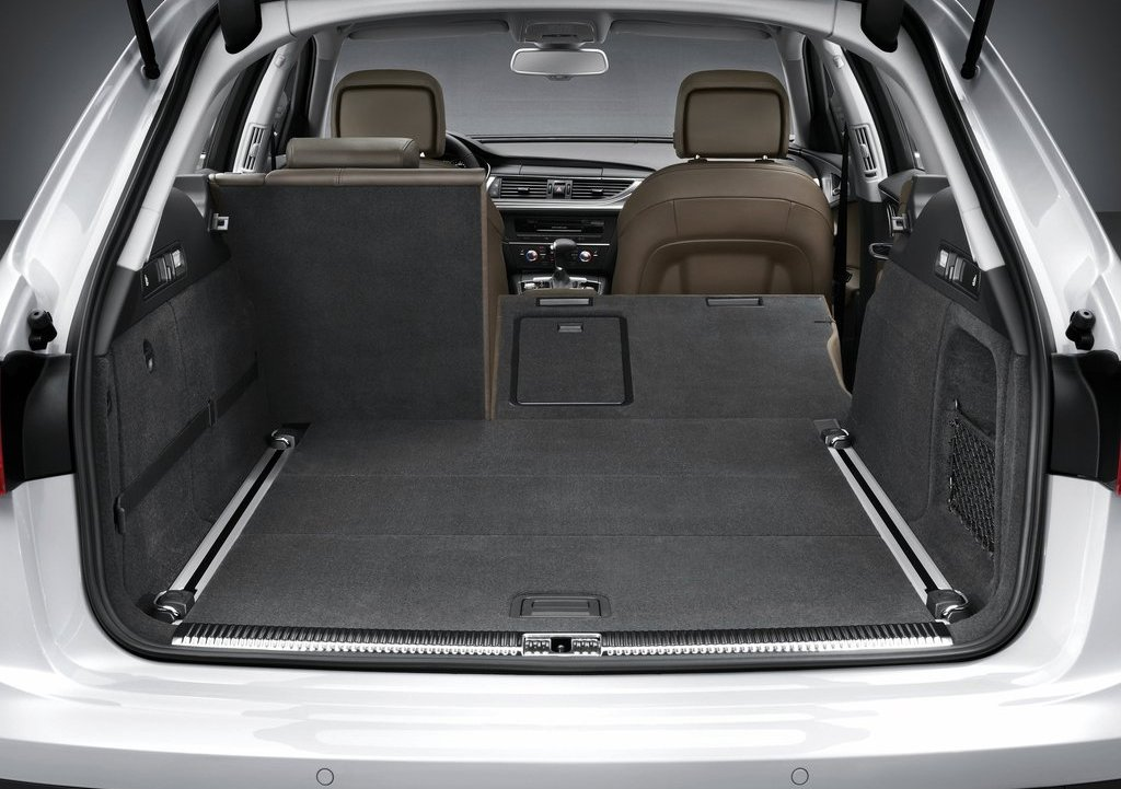 2013 Audi A6 Allroad Quattro Trunk  (Photo 24 of 25)
