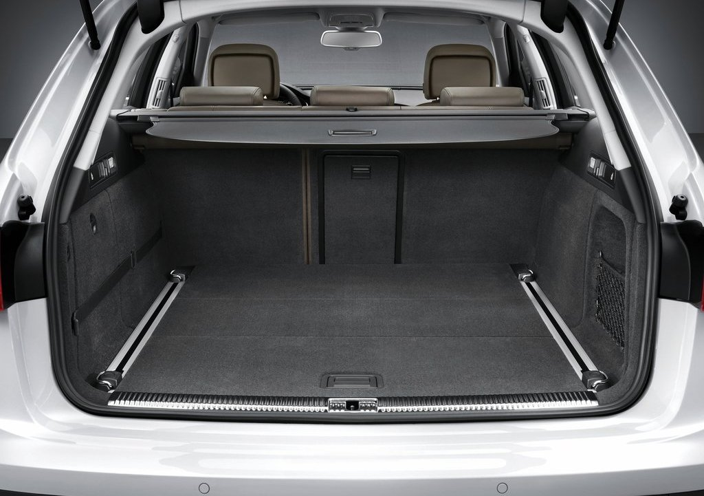 2013 Audi A6 Allroad Quattro Trunk (Photo 23 of 25)