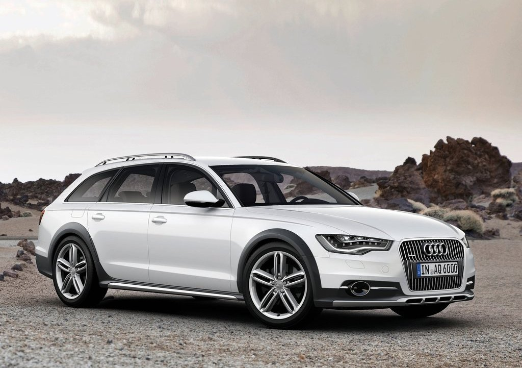 Featured Image of 2013 Audi A6 Allroad Quattro Review
