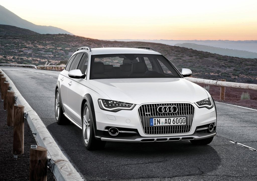Featured Image of 2013 Audi A6 Allroad Quattro Price