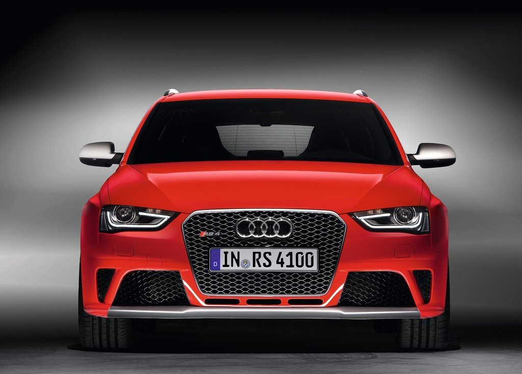 2013 Audi RS4 Avant Front (Photo 8 of 27)