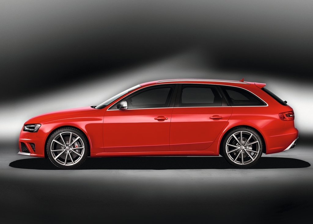 2013 Audi RS4 Avant Left Side (Photo 14 of 27)