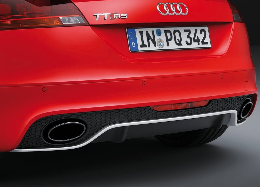 2013 Audi TT RS Plus Bumper (View 2 of 24)