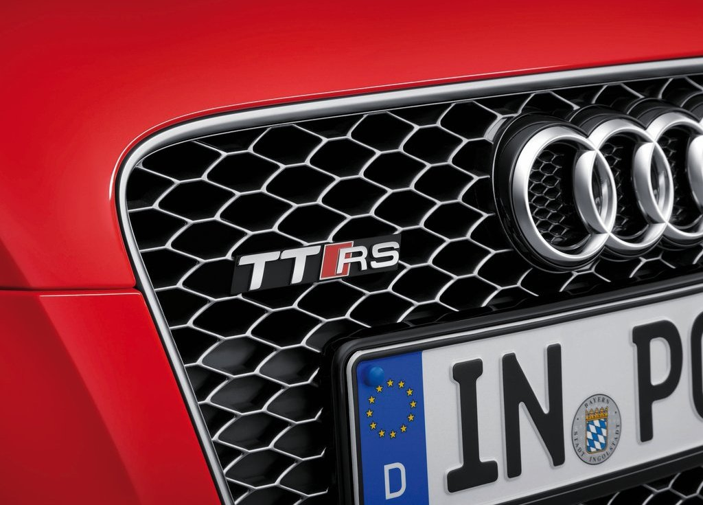 2013 Audi TT RS Plus Grill (View 8 of 24)