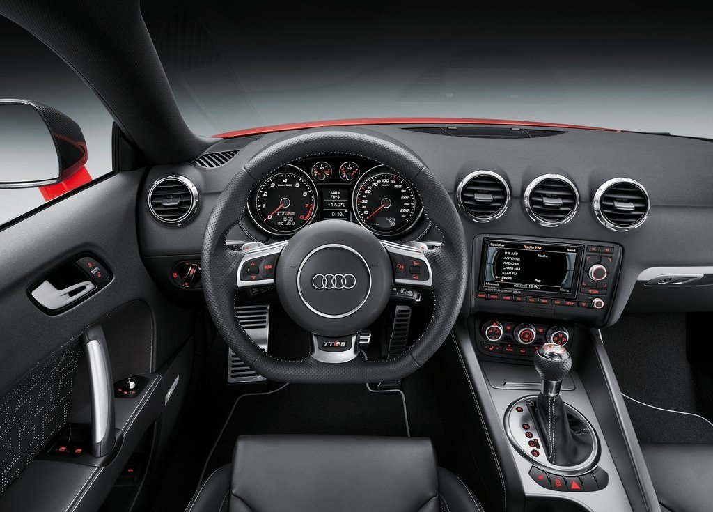 2013 Audi TT RS Plus Interior (View 11 of 24)
