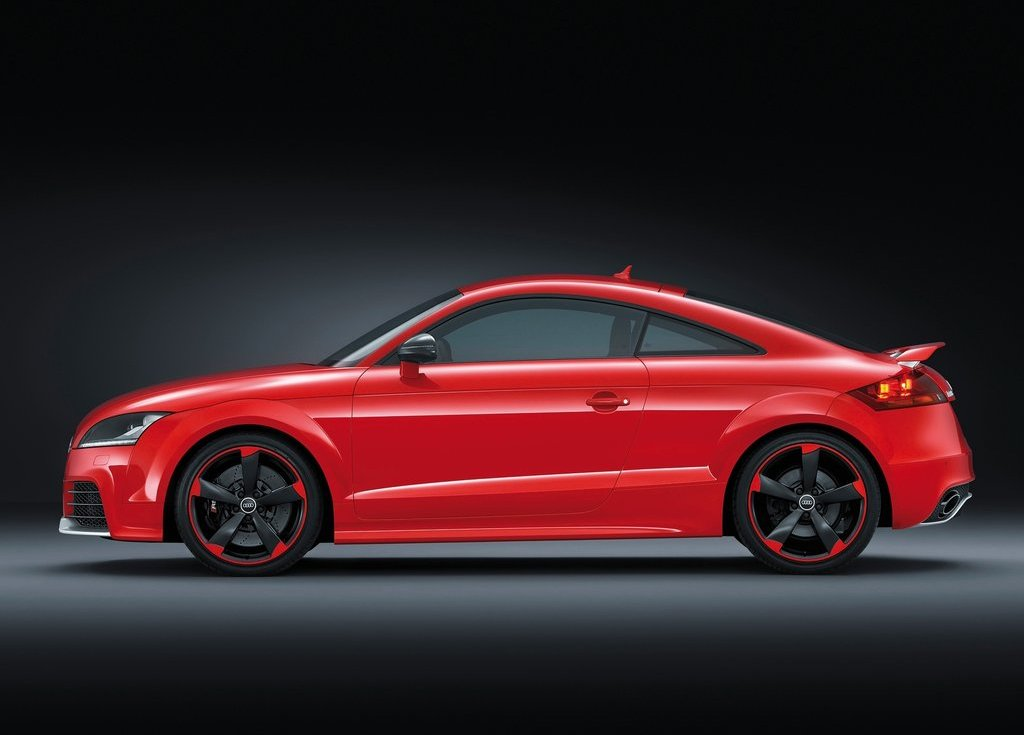2013 Audi TT RS Plus Left Side (View 15 of 24)