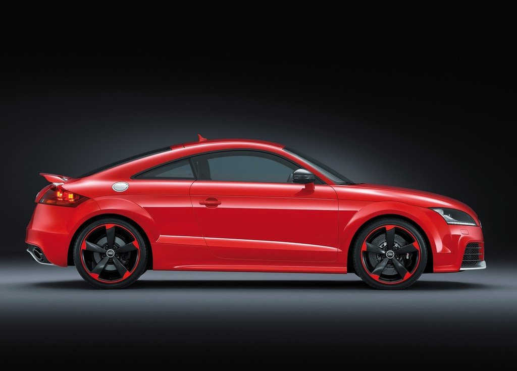 2013 Audi TT RS Plus Right Side (View 19 of 24)