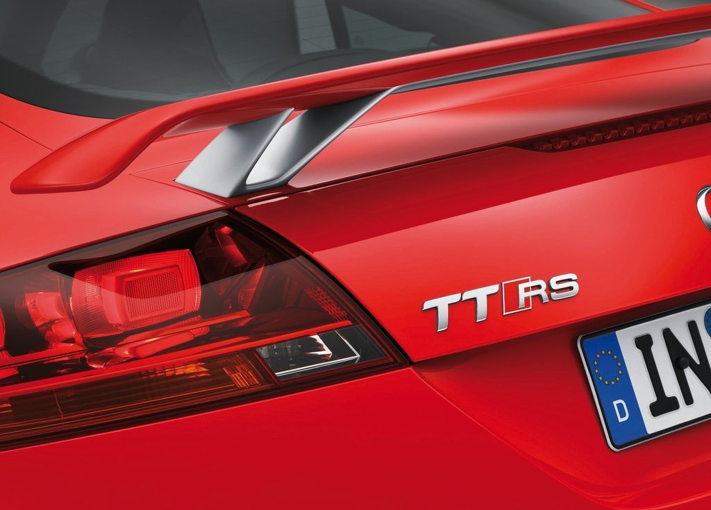 2013 Audi TT RS Plus Tail Lamp (View 20 of 24)