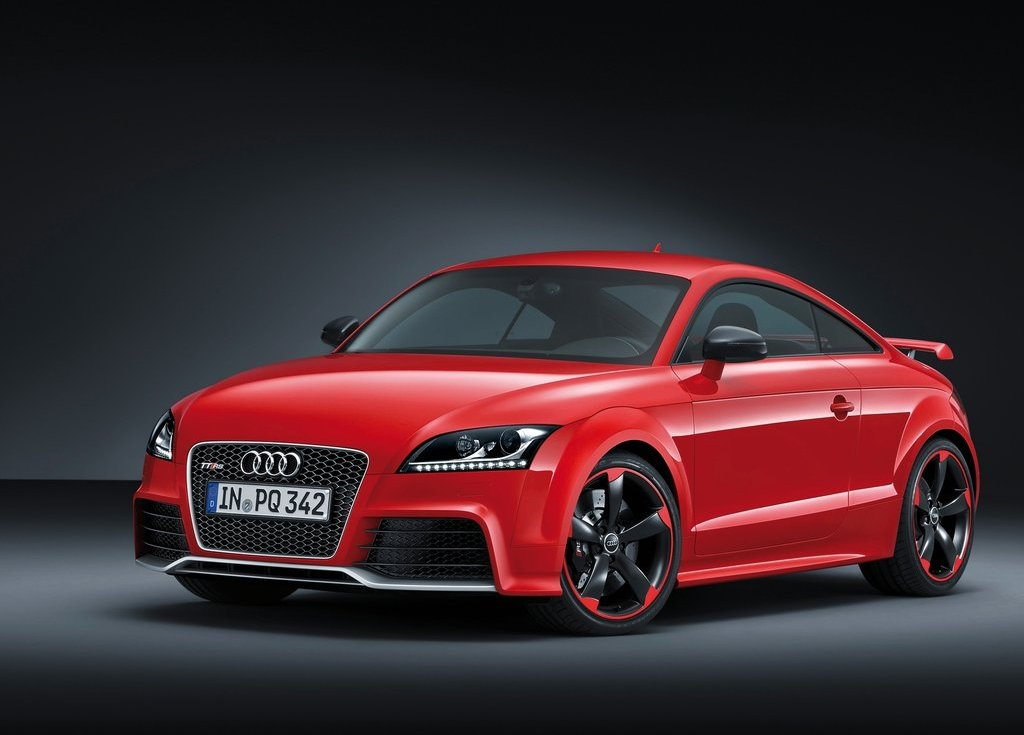 Featured Image of 2013 Audi TT RS Plus Review