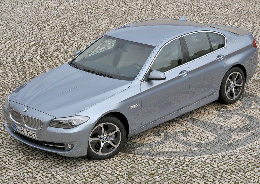 2013 BMW 5 ActiveHybrid  (Photo 4 of 30)