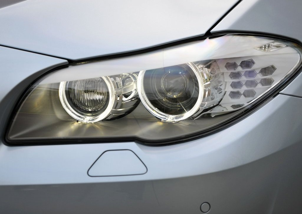 2013 BMW 5 ActiveHybrid Head Lamp (View 12 of 30)