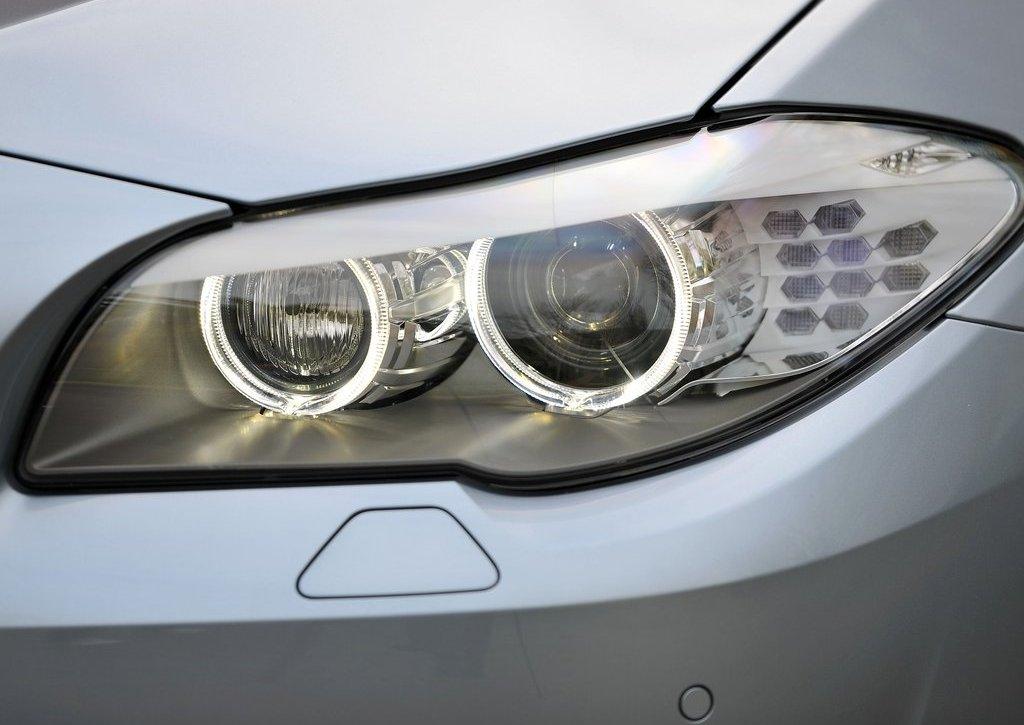 2013 BMW 5 ActiveHybrid Head Lamp (Photo 13 of 30)