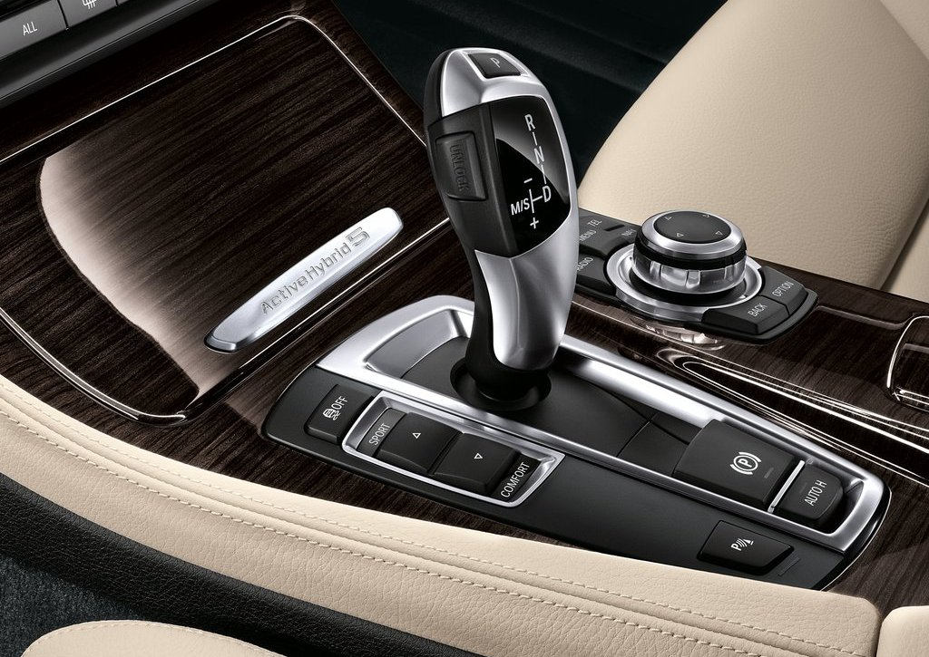 2013 BMW 5 ActiveHybrid Interior (View 13 of 30)
