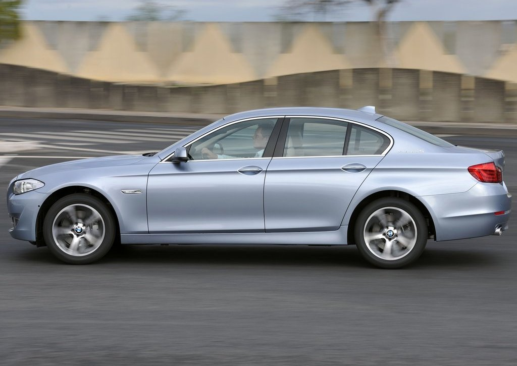 2013 BMW 5 ActiveHybrid Left Side (View 20 of 30)